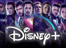 Avengers: Endgame và 8 siêu phẩm không được xuất hiện trên Disney+ trong tháng ra mắt