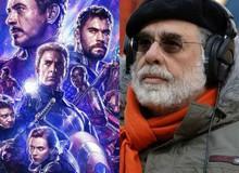 """Toàn cảnh drama đạo diễn """"Bố già"""" chê phim Marvel đáng khinh: Gangsters đại chiến siêu anh hùng?"""