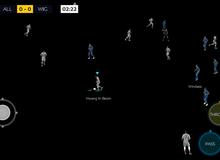"""FIFA 20 Mobile mắc lỗi hình ảnh, sân bóng tối đen như """"tiền đồ chị Dậu"""""""