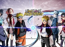 Game bom tấn Naruto X Boruto Ninja Tribes chuẩn bị ra lò, anh em mê Ninja thì chuẩn bị điện thoại ngay thôi