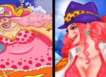 One Piece: Big Mom dùng cả thanh xuân để đẻ và những thông tin thú vị về gia đình Charlotte