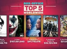 One Piece: Stampede bất ngờ góp mặt trong top 5 doanh thu toàn thế giới tuần vừa qua