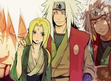 """Jiraiya và 16 thông tin không thể không biết về """"cha đỡ đầu"""" của Naruto"""
