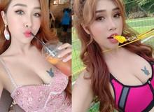 """Ưng Hoàng Phúc ra MV mới, 500 anh em """"như một thói quen"""" lại chỉ quan tâm vòng 1 """"bự chà bá"""" của nữ quái Pinky"""