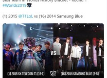 SKT 2015, SSW 2014, IG 2018... Đâu là đội hình mạnh nhất lịch sử LMHT chuyên nghiệp?