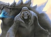 """Trước khi đối đầu với nhau trong phim mới, Godzilla và Kong đã """"va chạm"""" bao nhiêu lần?"""
