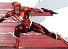 The Flash Wally West chính thức trở thành kẻ nhanh nhất ĐA VŨ TRỤ DC