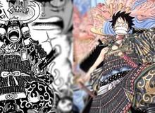 """One Piece: Luffy mặc giáp samurai và 3 chi tiết trong arc Wano đã được Oda """"ngầm báo"""" từ hơn 600 chương trước"""
