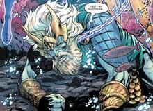 Thần Poseidon trong vũ trụ DC - Thần Biển Cả hay Thần Số Nhọ?