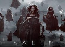 Thị trấn bị nguyền rủa Salem: Nguồn gốc của phù thủy và ma thuật hắc ám