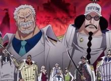 """One Piece: Monkey D. Garp và 4 nhân vật có thể là """"sếp"""" của lực lượng bí mật SWORD"""