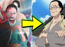 """One Piece: Những bí mật tại Wano dần được hé lộ, Koshiro chính là Denjiro, cùng cái chết """"oan ức"""" của Kuina có liên quan đến Kaido?"""