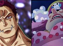 One Piece: Kozuki Oden và 5 nhân vật mạnh mẽ từ trong trứng nước