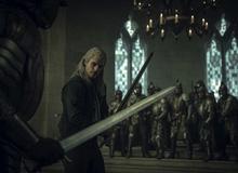 Hé lộ những cảnh phim đầu tiên của bom tấn cực hot - The Witcher