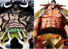 """One Piece: Gol D. Roger và 6 nhân vật nằm trong """"diện tình nghi"""" đã từng đánh bại Kaido"""