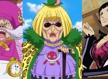 One Piece: Shakky và 6 nhân vật có khả năng từng là thành viên của băng hải tặc huyền thoại Rocks