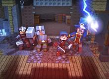 Series Minecraft xuất hiện tựa game phiêu lưu, nhập vai mới