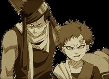 Naruto: Hé lộ tên ban đầu cực đáng yêu của Gaara và Zabuza trước khi được Kishimoto thay đổi
