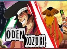 """One Piece: Kouzuki Oden và những nhân vật có thể đã từng sở hữu danh hiệu """"đệ nhất kiếm sĩ"""" trong quá khứ"""
