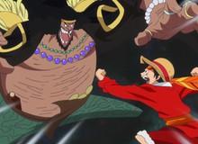 One Piece: Luffy và Râu Đen là cặp đối thủ truyền kiếp đã được định sẵn từ trước