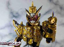 """Cảnh sát Thượng Hải tóm gọn lô hàng 1 triệu đồ chơi lậu, hãng đồ chơi """"xịn"""" gửi tặng luôn Gundam mạ vàng"""