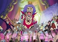 One Piece: 10 nhân vật kỳ lạ và thú vị nhất thế giới hải tặc (Phần 2)