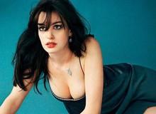 """Nhan sắc nóng bỏng của """"nữ thần sắc đẹp đương đại Hollywood"""" Anne Hathaway: Ngắm mà mê mẩn!"""