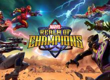 MARVEL Realm of Champions - Siêu phẩm game siêu anh hùng tiếp theo sẽ khiến game thủ đảo điên