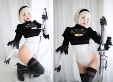 Cô nàng nóng bỏng 2B trong Nier: Automata lại thiêu đốt người hâm mộ qua loạt ảnh cosplay đẹp lung linh
