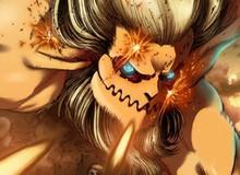 Attack on Titan: Ymir và 4 nhân vật sở hữu sức mạnh tuyệt vời của Titan Hàm