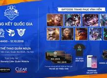 LQM: Chính thức mở bán vé vòng chung kết Đấu Trường Danh Vọng Mùa Đông 2019 từ hôm nay