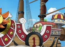 Oro Jackson và 10 con tàu hải tặc khét tiếng nhất đã xuất hiện trong One Piece