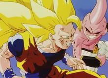 Dragon Ball: Vegito và 10 nhân vật mạnh nhất trong Majin Buu Saga (Phần 1)