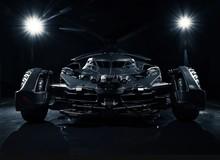 Batmobile đang cần tìm chủ mới: Giá gần 20 tỷ đồng, trang bị camera ảnh nhiệt, kính chống đạn, gắn được cả súng máy