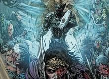 """Golden Drachma: Vũ khí triệu hồi đội quân linh hồn của """"Thần Chiến Tranh"""" Batman"""