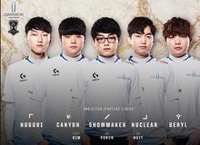 LMHT: Trầm trồ với pha phối hợp 'IQ vô cực' của Damwon Gaming khiến Lowkey Esports thất bại