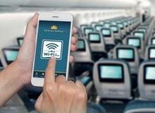 Vietnam Airlines mở dịch vụ Internet trên máy bay, gói đắt nhất là 735.000 đồng với dung lượng 80mb