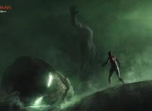 Loạt fan art đầy ma mị lấy cảm hứng từ khả năng tạo ra ảo ảnh của Mysterio trong Spider-Man: Far From Home