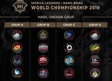 Giải quốc tế M1 World Championship 2019 – Cánh cửa rộng mở cho tuyển Mobile Legends: Bang Bang Việt Nam