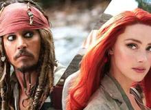 """Hoa hồng đẹp thì có gai: Amber Heard bị fan tẩy chay vì tội bạo hành và đào mỏ """"thuyền trưởng"""" Johnny Depp"""