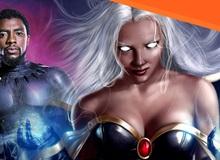 """Dị nhân Storm sẽ xuất hiện trong Black Panther 2 với tư cách """"vợ cũ"""" của Báo Đen?"""