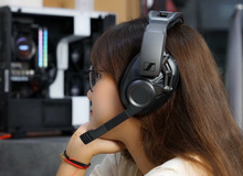"""Tai nghe gaming không dây xịn xò Sennheiser GSP 670, chuyên dành cho game thủ """"tiền không phải là vấn đề"""""""