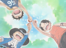 One Piece: Tình anh em của Luffy và những mối quan hệ để lại ấn tượng sâu sắc trong lòng fan