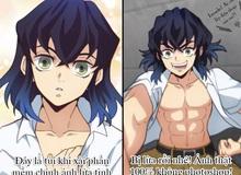 Không thể nhịn cười với loạt meme siêu lầy về anh chàng đầu heo Inosuke trong Kimetsu no Yaiba