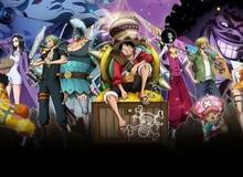 Stampede và 5 bộ phim hoạt hình One Piece có doanh thu khủng nhất từ trước đến nay
