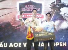 AoE Việt Nam Open 2019: Chim Sẻ lại độc bá với 5 chức vô địch