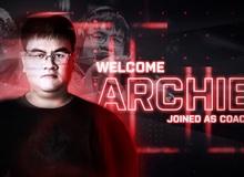 Archie trở lại nghiệp Huấn luyện, chính thức trở thành thuyền trưởng Cerberus Esports