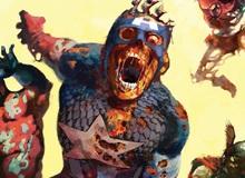 Top 10 phiên bản siêu kinh dị của những siêu anh hùng Marvel và DC (P.2)