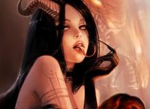 """Quyến rũ nhưng chết người: 6 loài yêu quái nữ thích """"ăn thịt"""" đàn ông"""