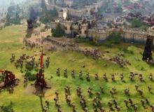 Hé lộ gameplay tuyệt đỉnh của AoE 4, huyền thoại game chiến thuật đã trở lại
